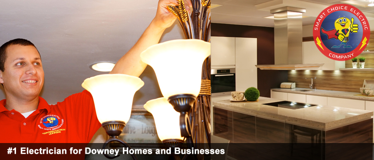 electrician for downey  homes and businesses